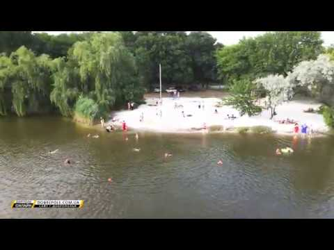 Водянский ставок (Доброполье) за минуту