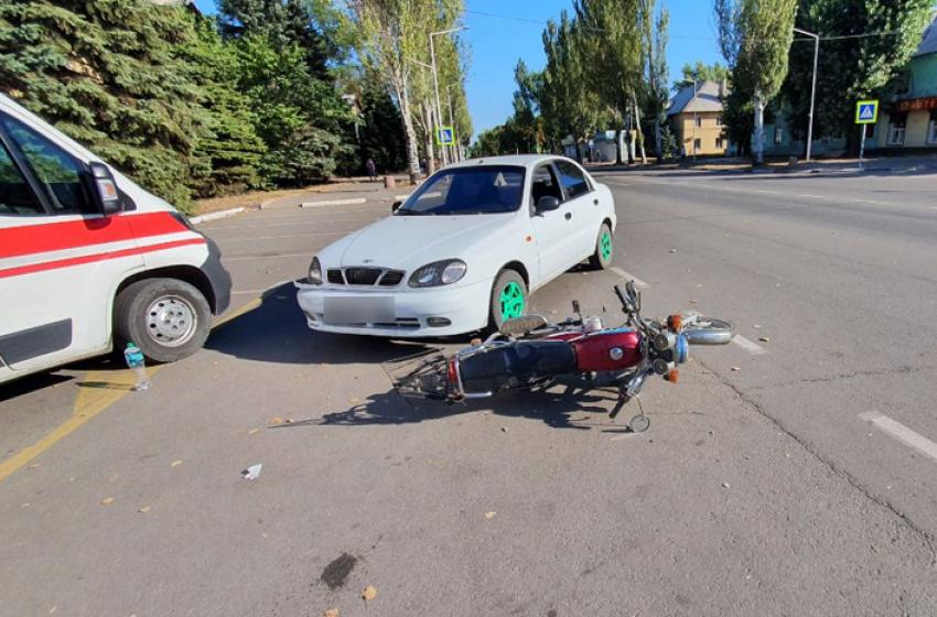 ДТП на самому аварійному місці