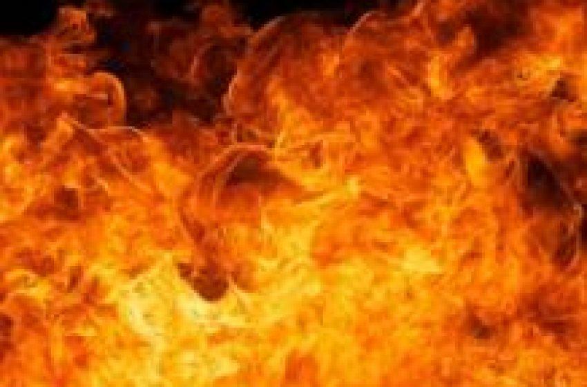У БІлицькому на пожежі загинув чоловік