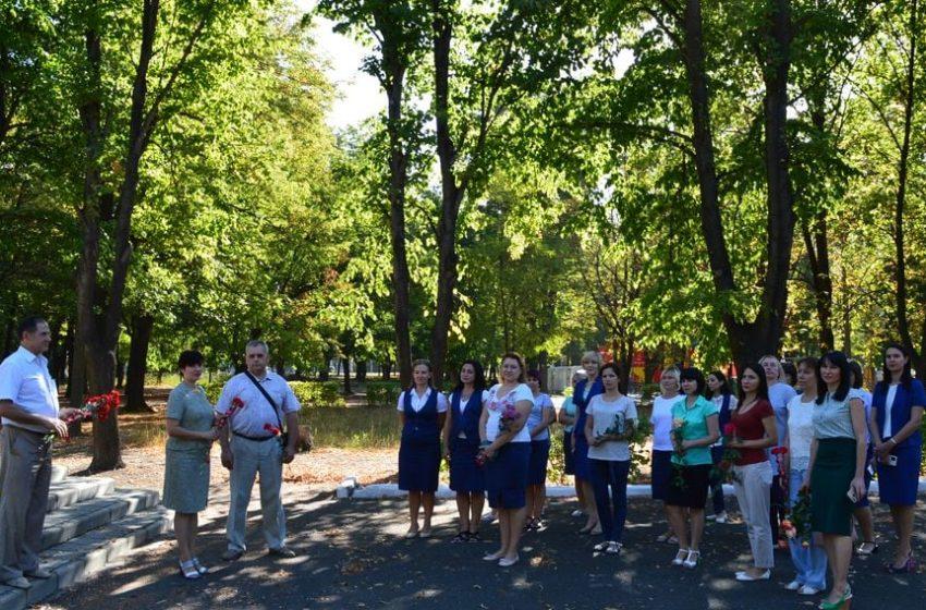 У Добропіллі та районі вшанували 75-у річницю закінчення Другої світової війни