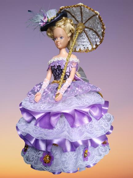 Продам куклу-шкатулку