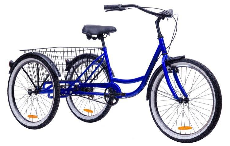 Продам  Взрослый трехколесный грузовой велосипед Aist Cargo (Новый)