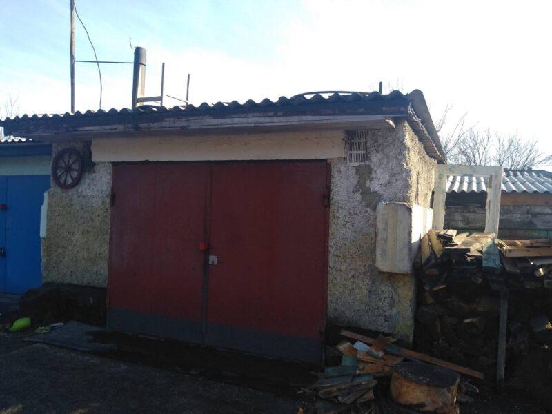 Продам гараж+баня+яма+погреб