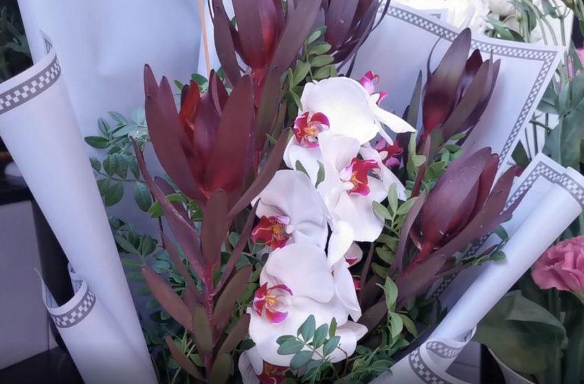 """Добропольский магазин """"Квіти"""" – это не просто цветы"""