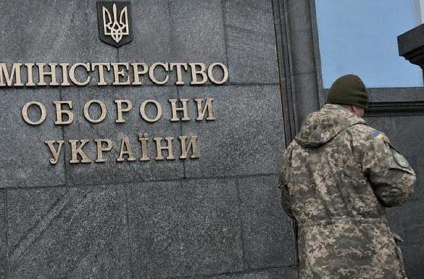 В Минобороны задолженность перед военными на 1 октября составляла 2,1 млрд гривен